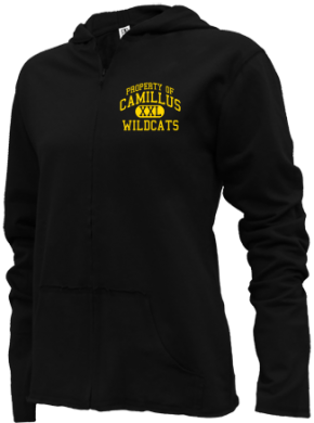 Camillus Middle School Girls Zipper Hoodies