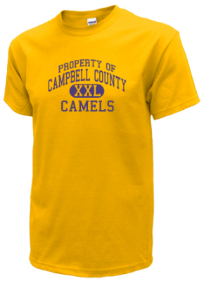 Campbell County High School Kid T-Shirts