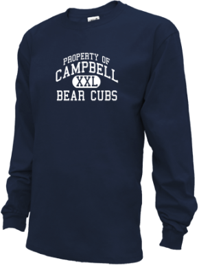 Campbell Elementary School Kid Long Sleeve Shirts