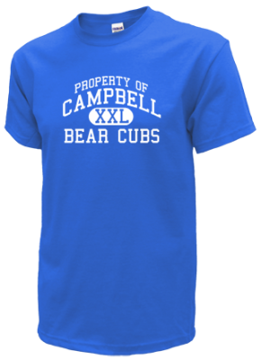 Campbell Elementary School Kid T-Shirts