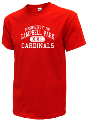 Campbell Park Elementary School T-Shirts