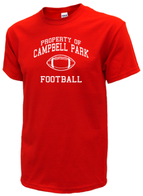 Campbell Park Elementary School Kid T-Shirts