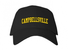 Campbellsville High School Kid Embroidered Baseball Caps