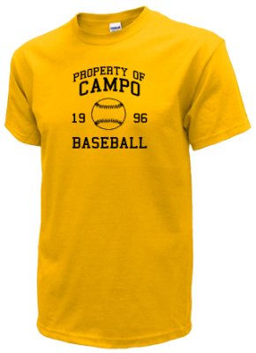 Campo High School T-Shirts