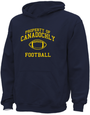 Canadochly Elementary School Kid Hooded Sweatshirts
