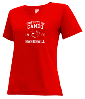 Cando High School V-neck Shirts