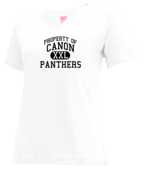 Canon Elementary School V-neck Shirts