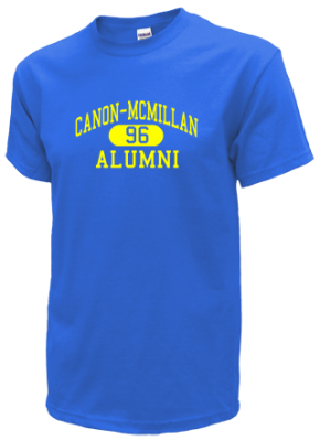 Canon-mcmillan High School T-Shirts