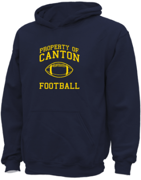 Canton High School Kid Hooded Sweatshirts
