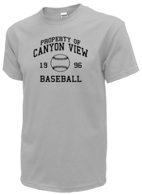 Canyon View High School T-Shirts