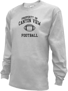 Canyon View High School Kid Long Sleeve Shirts