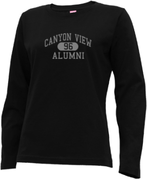 Canyon View High School Long Sleeve Shirts