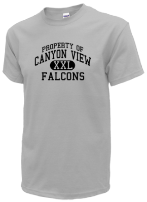 Canyon View High School Kid T-Shirts