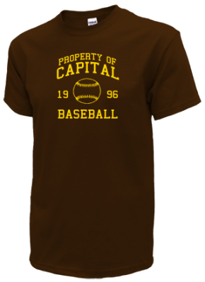 Capital High School T-Shirts