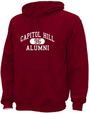 Capitol Hill High School Hoodies