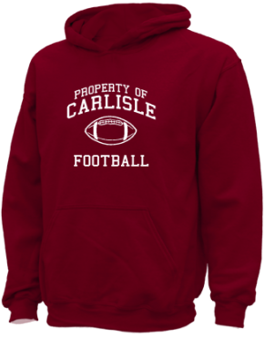 Carlisle Elementary School Kid Hooded Sweatshirts