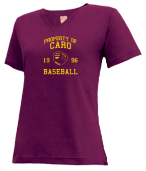 Caro High School V-neck Shirts