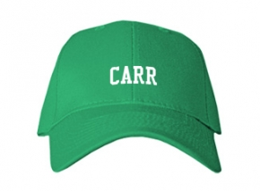 Carr Elementary School Kid Embroidered Baseball Caps