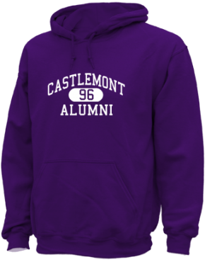 Castlemont High School Hoodies
