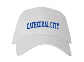 Cathedral City High School Kid Embroidered Baseball Caps