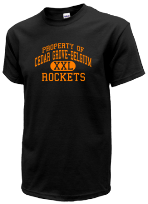 Cedar Grove-belgium High School T-Shirts