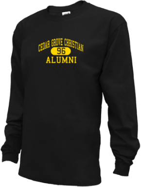 Cedar Grove Christian Academy Long Sleeve Shirts
