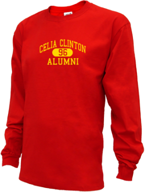 Celia Clinton Elementary School Long Sleeve Shirts