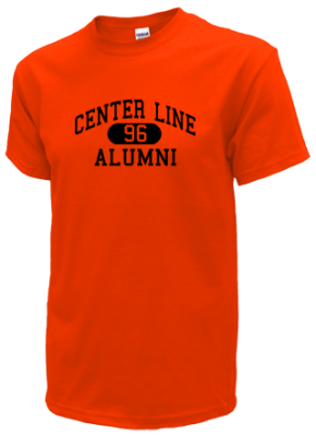 Center Line High School T-Shirts