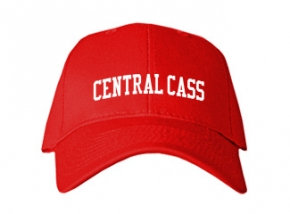 Central Cass Elementary School Kid Embroidered Baseball Caps