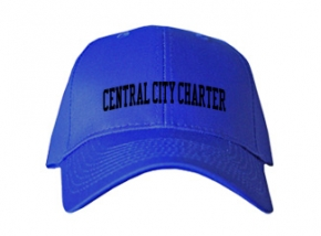 Central City Charter Elementary School Kid Embroidered Baseball Caps