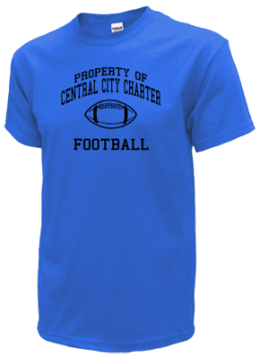 Central City Charter Elementary School Kid T-Shirts