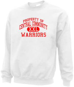 Central Community School Sweatshirts