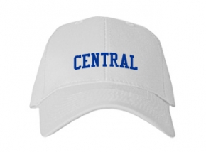 Central Elementary School Kid Embroidered Baseball Caps