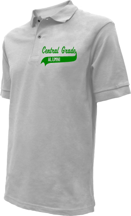 Central Grade School Embroidered Polo Shirts
