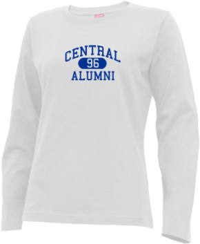 Central Middle School Long Sleeve Shirts