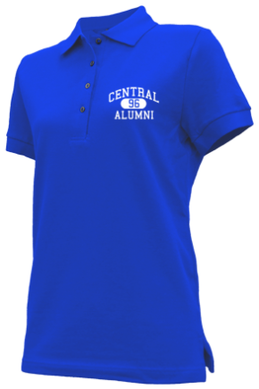 Central Middle School Embroidered Polo Shirts