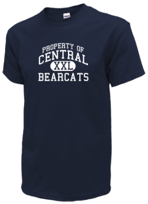 Central Middle School Kid T-Shirts