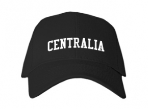 Centralia High School Kid Embroidered Baseball Caps