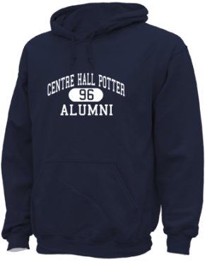 Centre Hall Potter School Hoodies
