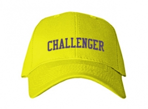 Challenger Elementary School Kid Embroidered Baseball Caps