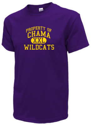 Chama Middle School T-Shirts