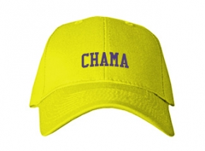 Chama Middle School Kid Embroidered Baseball Caps