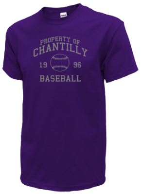 Chantilly High School T-Shirts