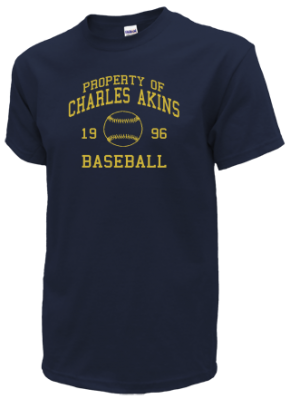 Charles Akins High School T-Shirts