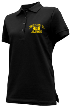 Charles City Co. High School Embroidered Polo Shirts