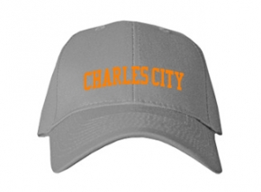 Charles City High School Kid Embroidered Baseball Caps