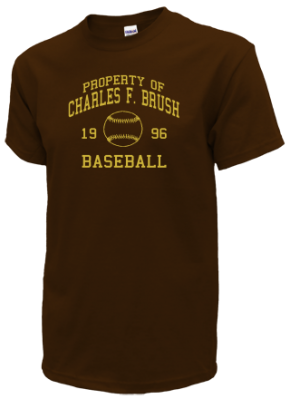 Charles F. Brush High School T-Shirts