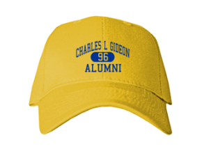 Charles L Gideon Elementary School Embroidered Baseball Caps