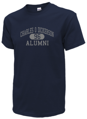 Charles O Dickerson High School T-Shirts