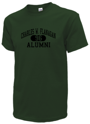 Charles W. Flanagan High School T-Shirts